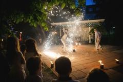 Свадьба в летней веранде